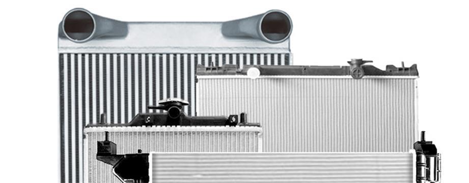vacuum brazing technology Application